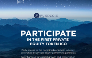 Finles Capital targets €100m FundCoin ICO In First-Ever Private Equity Fund-Backed Offering
