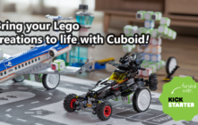 Cubroid, Lego-Like Building Blocks of the Future, Now Available on Kickstarter