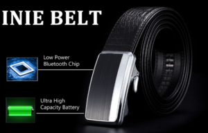 INIE Belt: The Smart and Fashionable Belt That Monitors Your Health