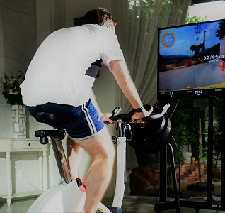 VIRCHYBIKE LITE, THE VERSATILE ARTIFICIAL INTELLIGENCE INDOOR BIKE, NOW AVAILABLE ON KICKSTARTER