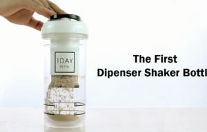 1DayBottle: The First All-in-One Solution for Supplements On-the-Go, Now Available on Kickstarter
