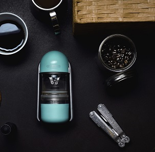 LEVERPRESSO: THE FIRST PORTABLE LEVER ESPRESSO MAKER, NOW AVAILABLE ON KICKSTARTER