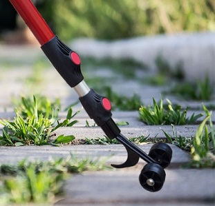 WEED SNATCHER: THE ULTIMATE CRACK AND CREVICE WEEDING TOOL IS NOW ON KICKSTARTER