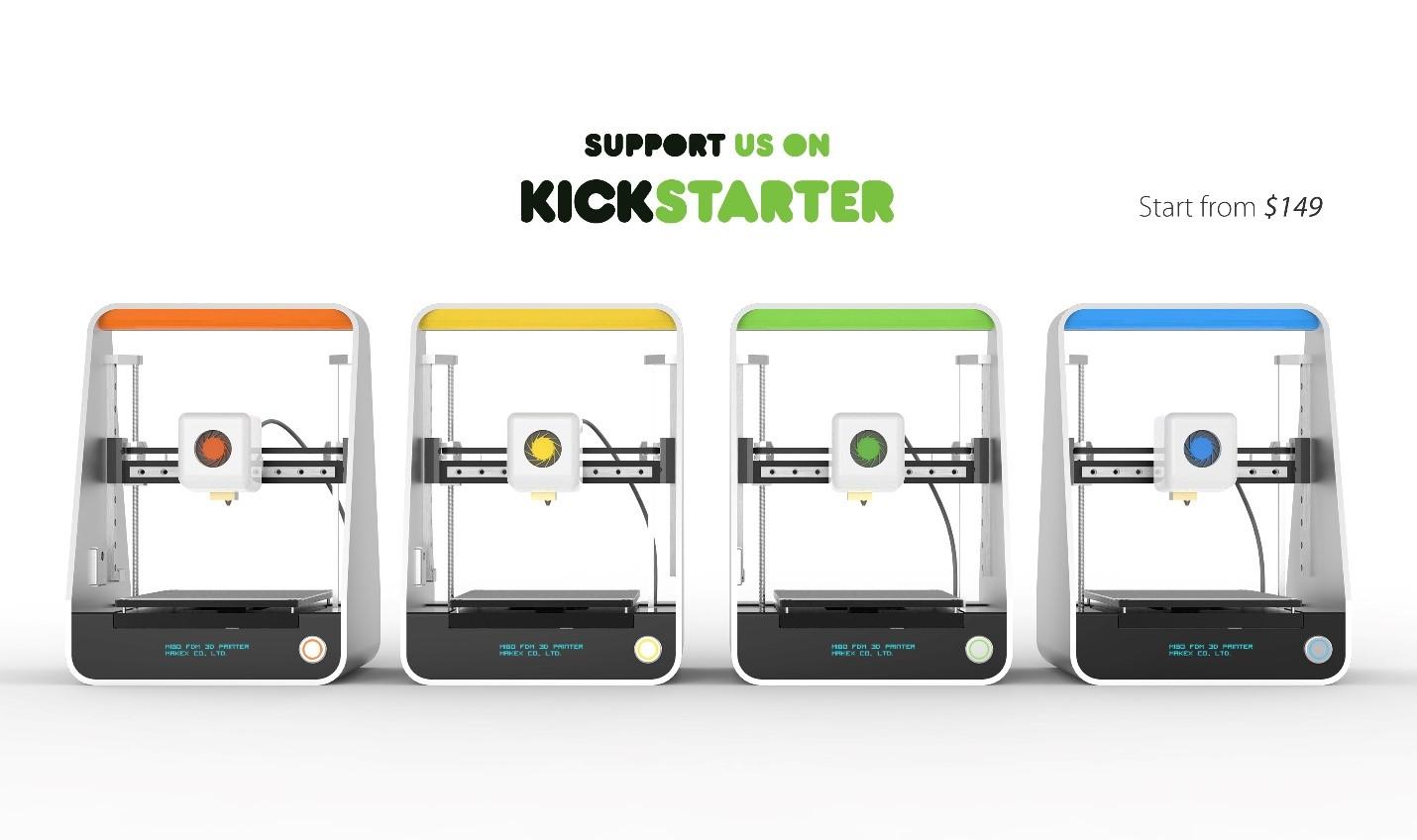 MIGO: Revolutionary Internet FDM 3D Printer Launching Soon on Kickstarter