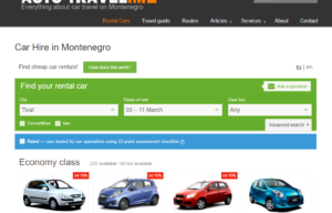 Make Auto Travel Company A Part of Your Trip To Montenegro