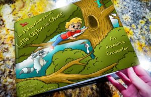 The Adventures of Little Clifton and Oliver: Illustrated Children's Book Launches on Kickstarter