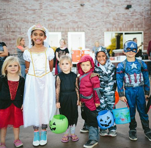 HALLOWEEN MAP IOS APP HELPS TRICK-OR-TREATERS FIND THE BEST LOCAL HAUNTED HOUSES