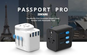 Zendure's Latest Universal Travel Adapter, Passport Pro, is Fully Funded on Kickstarter