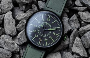 Chotovelli Reinventing Military Pilot Watches