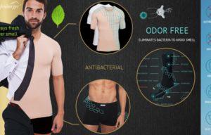 Stops Unpleasant Body Odor – The New Odorless Underwear By Schaufenberger